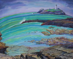 'To the Lighthouse' by Peter Thornborough