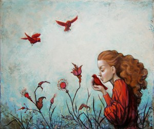 'Let them Go' by Lisa Lach-Nielsen