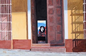 'Good Morning, Che. School, Trinidad' by Rupert Sutton