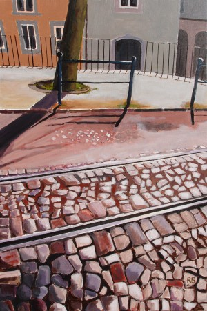 'Cobblestones' by Rupert Sutton
