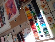 Watercolour – Interiors and Landscapes | 14. – 15. juli 2019